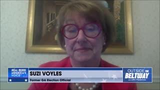 GA veteran election worker speaks to John Frederick about fraud witnessed