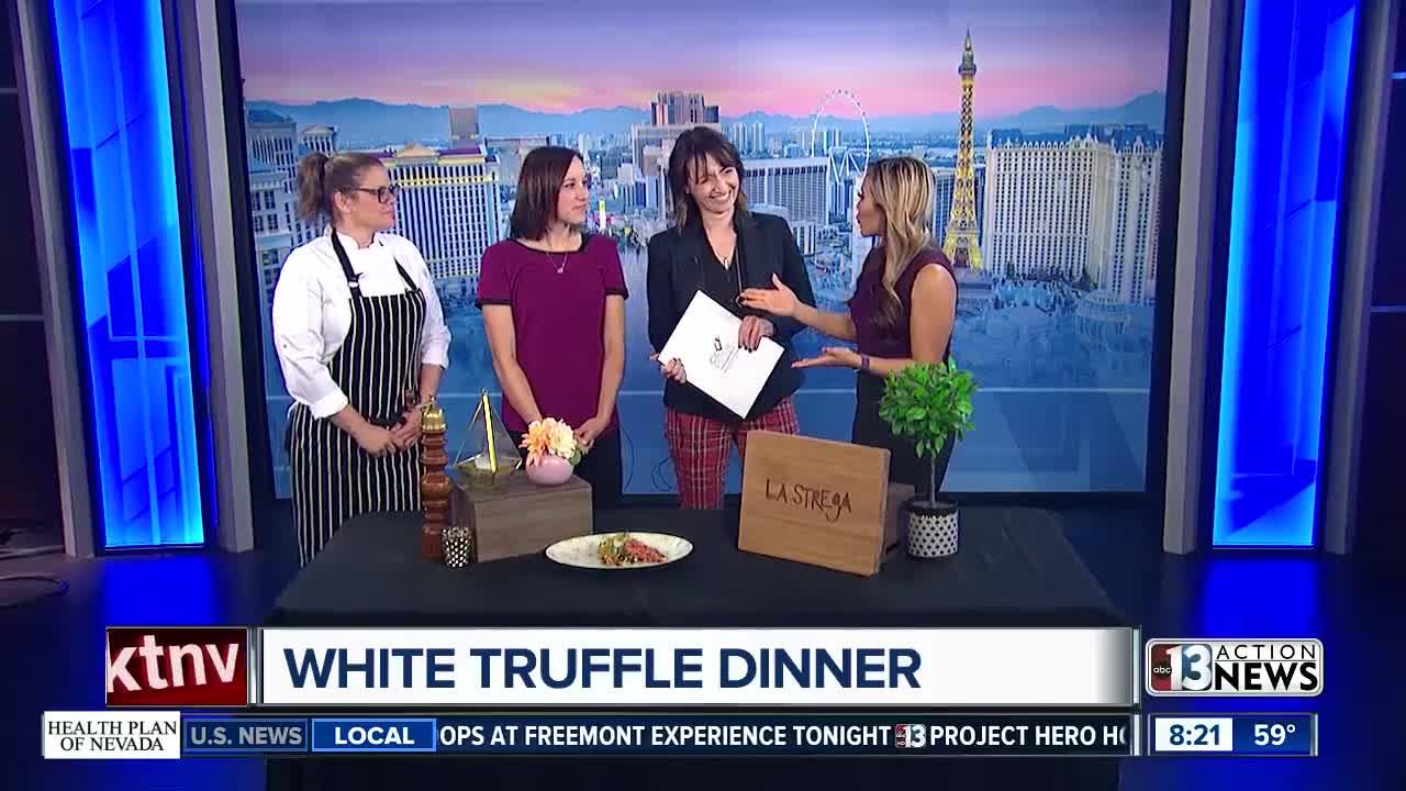 White Truffle Dinner