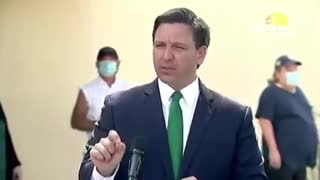 """""""Wacko Theories:"""" Ron DeSantis Savagely Attacks Critical Race Theory"""