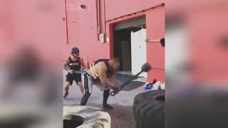 Crazy Fitness Moments Workout Motivation 2021