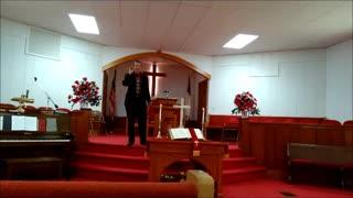 Worship Service Mt. Zion Church 9-6-20 Revelation 5