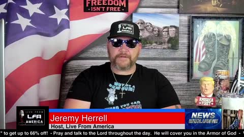 Live From America - 6/8/21 11am Tuesday morning show. Recorded Version