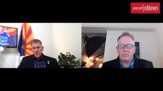 Arizona Today - Interview with Trevor Loudon Part 1