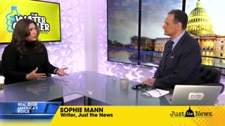 Sophie Mann delivers today's Just The News headlines
