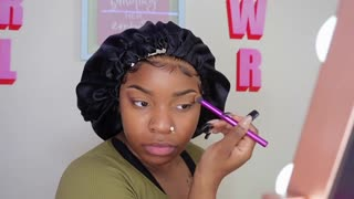 Another Tymarrahgi Soft Glam/Everyday Makeup Tutorial for Brown skin