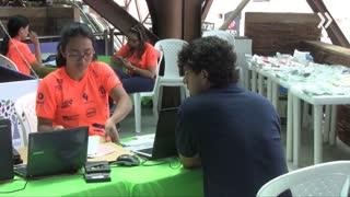 Previa carrera por los niños de la FCV en Bucaramanga