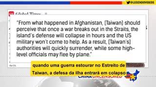 China america afghanistan