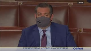 Ted Cruz is ALL Americans Watching Biden's Joint Address to Congress
