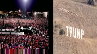 President Trump's EPIC Dancing North Carolina MAGA Rally 10-21-2020