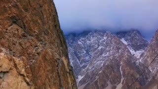 Stunning Hunza valley