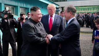 North, South Korea restore hotline