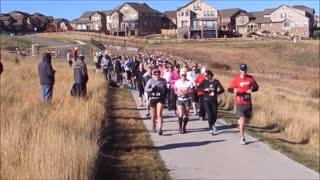 2014 Backcountry Trail Half Marathon