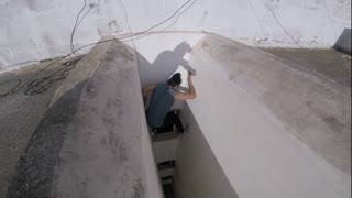 Daredevil Stunts in Moroccan Capital