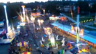 View From the Air Canal Days 2014