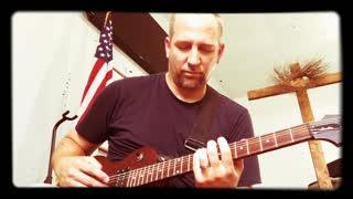 Amazing Grace - Electric Guitar Jam