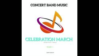 CELEBRATION MARCH - Gary Gazlay