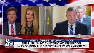 Tucker Carlson vs Kelly Loeffler Part 2