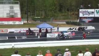 AHDRA Atlanta Dragway - Harley Davidson Drag Racing 16