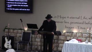 Fresh Start Fresh Anointing Part 1 - Guest Speaker Kim Pitner