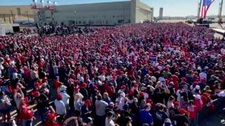 Trump Arizona rally.