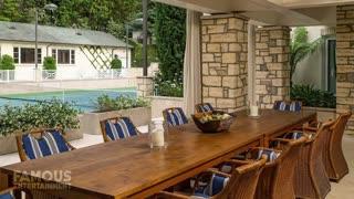 Madonna   House Tour   NEW $19 Million Hidden Hills Mansion