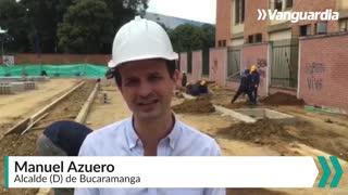 Obras Alcaldía Bucaramanga