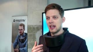 Estonian tech firm creates wearable air purifier