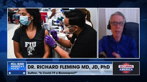 Securing America with Dr. Richard Fleming Pt.2 - 09.17.21