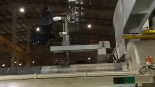 Robot stop working and it throw ip saga down 😯