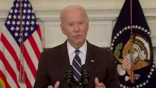 Joe Biden THREATENS Red State Governors During Vaccine Mandate Speech