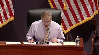 "Jim Jordan SLAMS AG Garland For Treating Parents As ""Domestic Terrorists"""