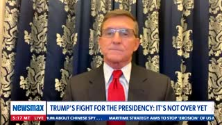 Flynn, Trump has options