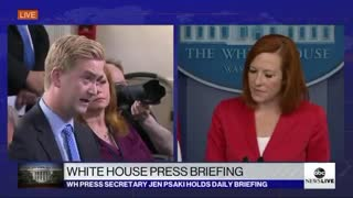 Psaki DEFENDS Olympian That Turned Her Back On Anthem ...!!!