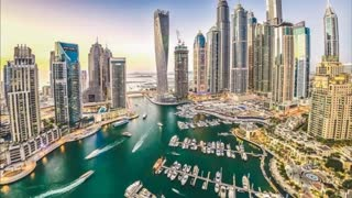 Dubai From Above - Most Beautiful City In The World