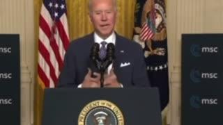 "Biden says the ""N"" word during speech"