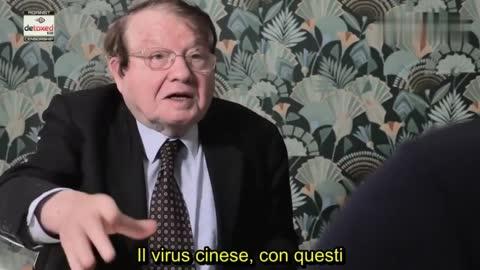 Le Varianti Covid causate dai Vaccini stesso. Premio Nobel Dr. Montagner