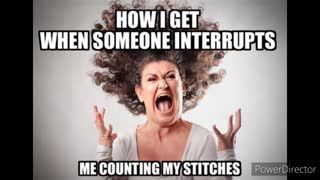 Laugh Your Head Off Crochet Memes