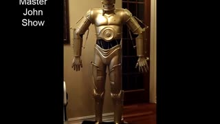C3PO - Master Greeting