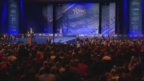 CPAC 2017 - President Donald J. Trump