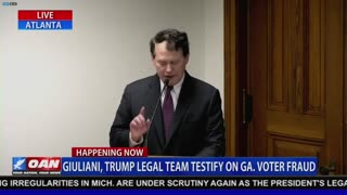 Georgia hearing in a nutshell