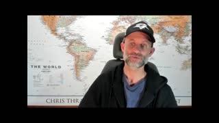 Chris Thrall Interview on #FreePepsiWatson & Writing Process