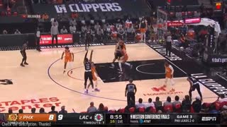 LA Clippers vs Phoenix Suns Full GAME 3 Highlights | 2021 NBA Playoffs