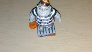 Nightmare Before Christmas figurine