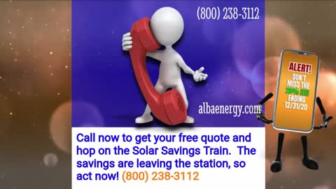 Solar Incentive Tax Credit Running Out!
