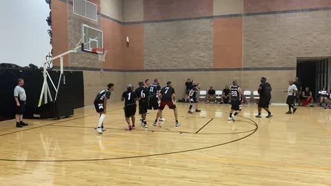 Week 1 Basketball Game Highlights - Team Muslusky Law