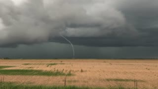 Twister Spotted in Texas