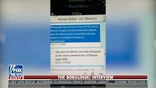 Tony Bobilinski Interview With Tucker Carlson