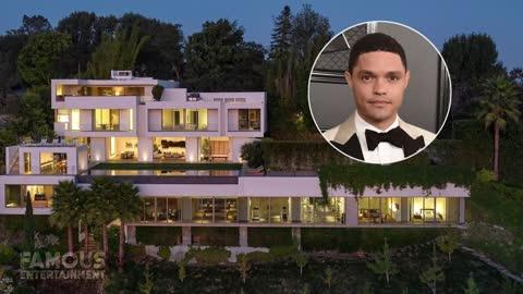 Trevor Noah mansions