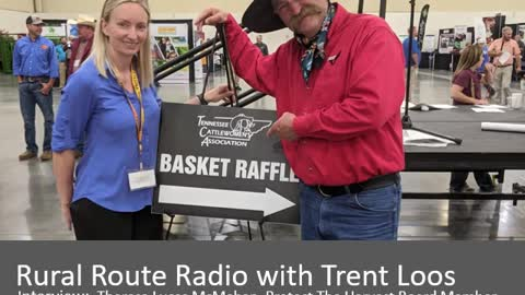 Trent Loos Interview with Theresa McMahan