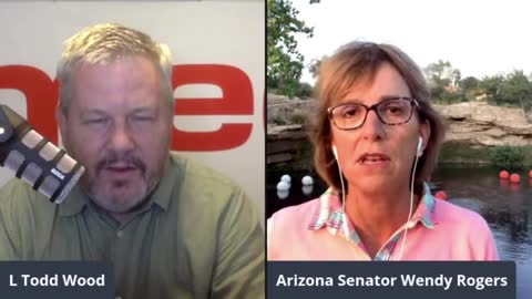 IO Interviews Sen. Wendy Rogers On What's Going On With The Audit?